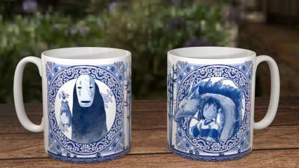 Blue Willow Spirited Away