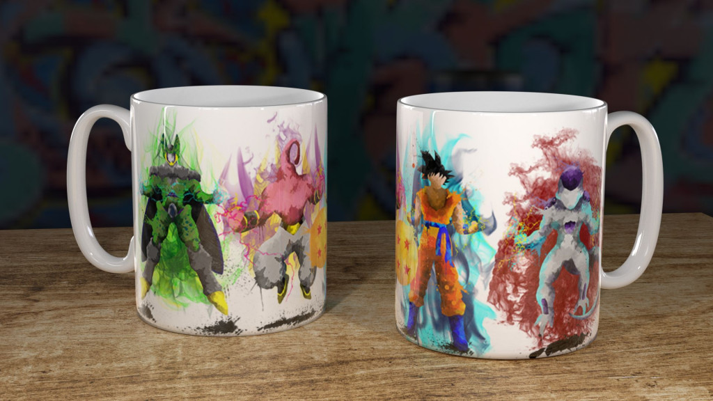 WC DragonBaZ Group Mug