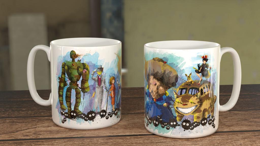 WC Ghib Group 2 Mug