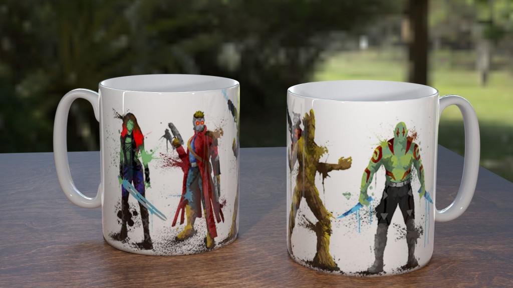 WC Guardian Group Mug