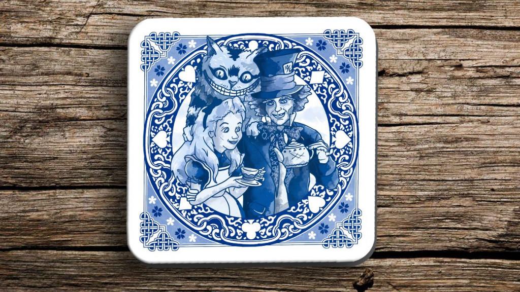 Blue Willow Alice DM