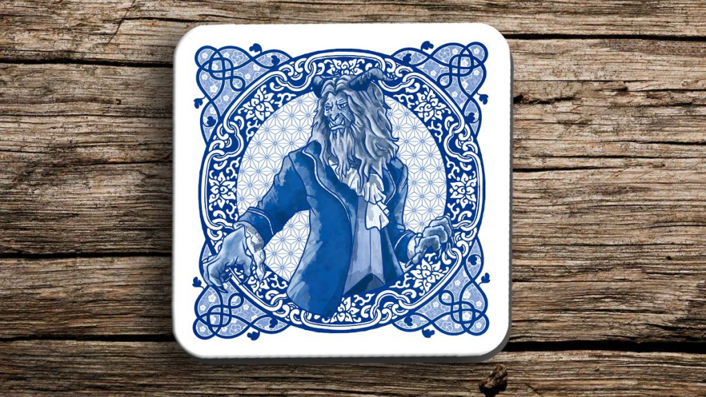 Blue Willow Beast DM