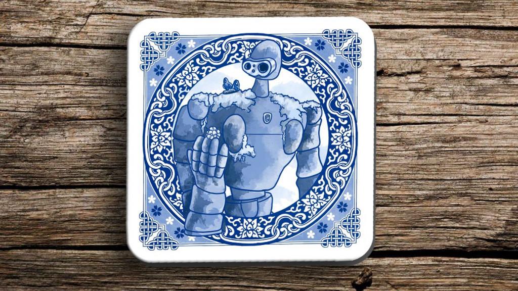 Blue Willow LaptaBot DM