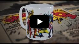 WC Marv Group Mug
