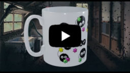 WC SootSprite Group Mug