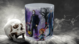 WC Horror Group Mug