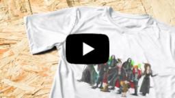 Group HarPott Bad T-shirt