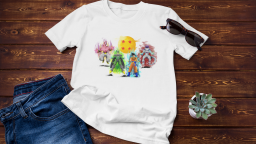 Group Dragon Warrior T-shirt